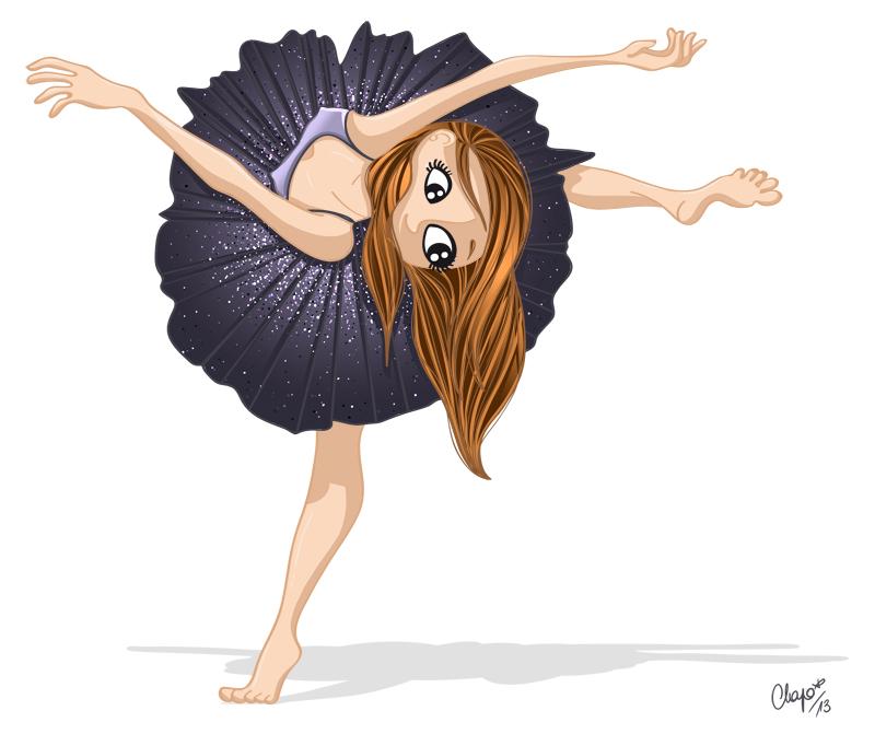 Dance classique dessin - Dessiner une danseuse ...